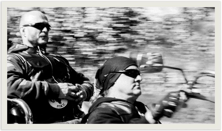 1% - Valley Commandos MC Wales - Craig Richards Cine
