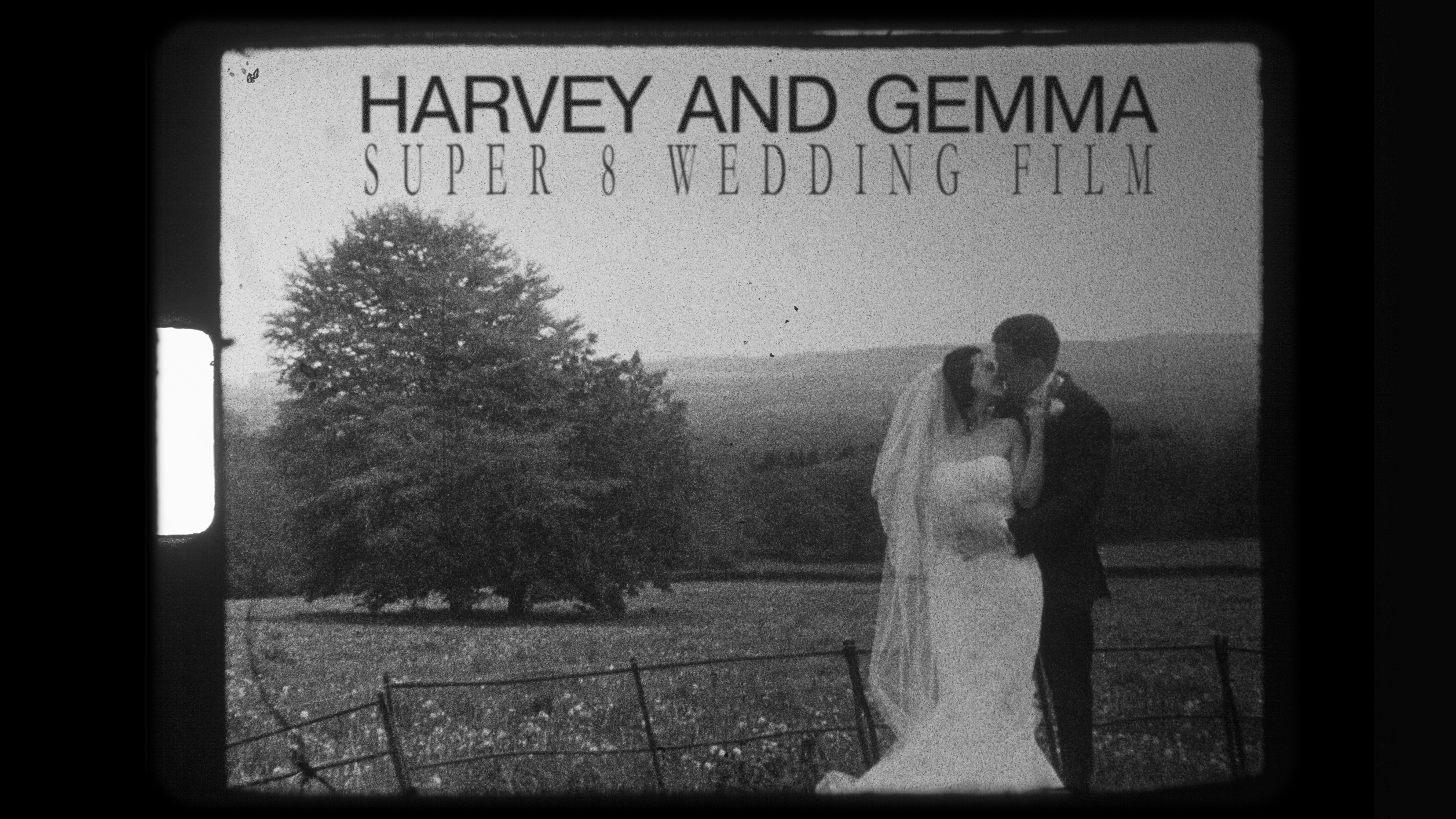 Super 8 Wedding Video | Cardiff | 2012