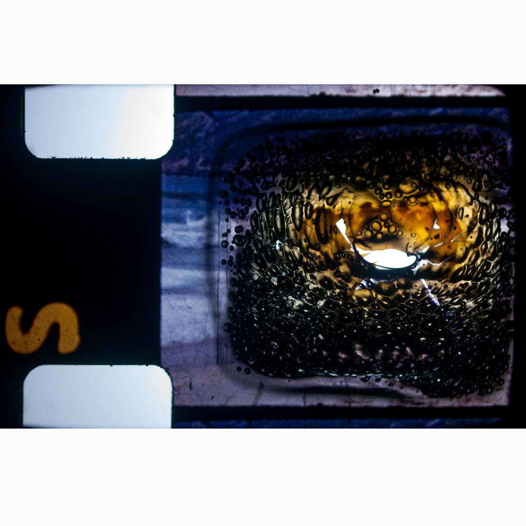 kodachrome kodak film burn. Cameraless Animation. Video Artist. Craig Richards