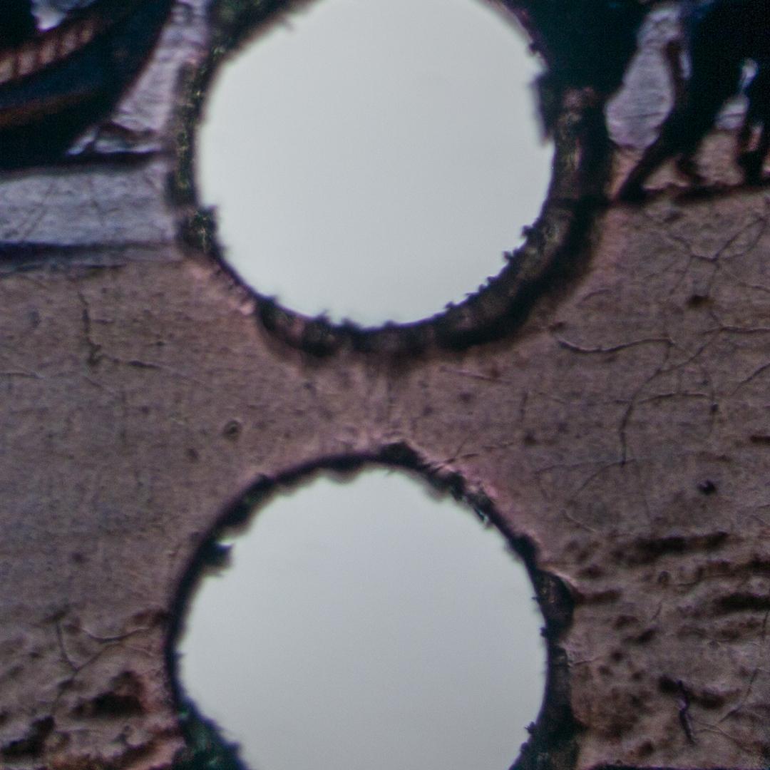 found kodak kodachrome punch hole