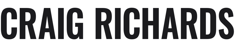 Craig Richards Cine Logo 2019