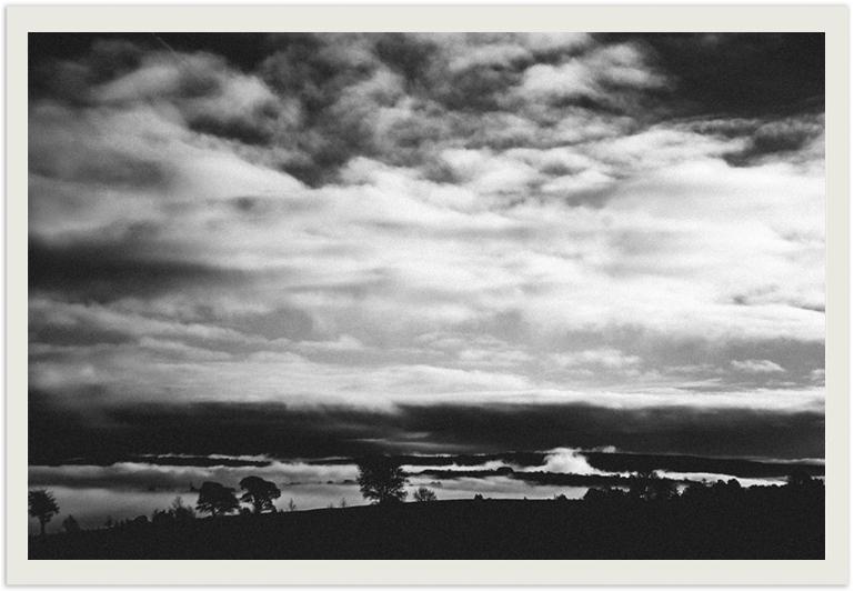 Mountain Fog Landscape Photography Craig Richards